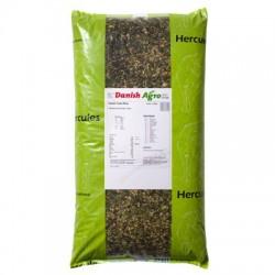Hercules Lux Fiber Mix Breeding 20kg hestefoder